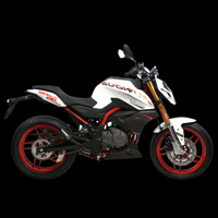 Moto furious racing 125